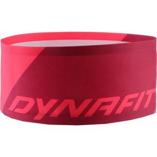 Dynafit PERFORMANCE 2 DRY HEADBAND Stirnband fluo pink