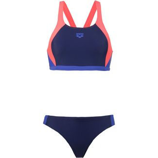 Arena Ren two Bikini Set Damen navy