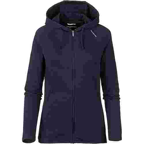 Craghoppers NOSILIFE SYDNEY Sweatjacke Damen blue navy