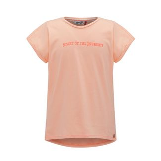 Petrol Industries T-Shirt Kinder Peach Nectar