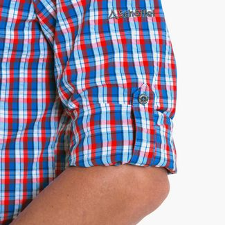 Schöffel Shirt Kuopio2 UV LG Funktionshemd Herren poinciana
