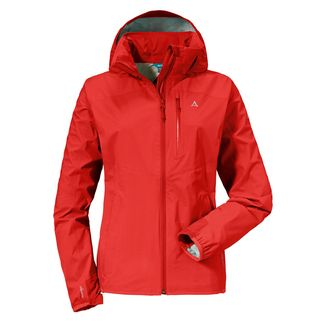 Schöffel Jacket Neufundland2 Outdoorjacke Damen fiery red