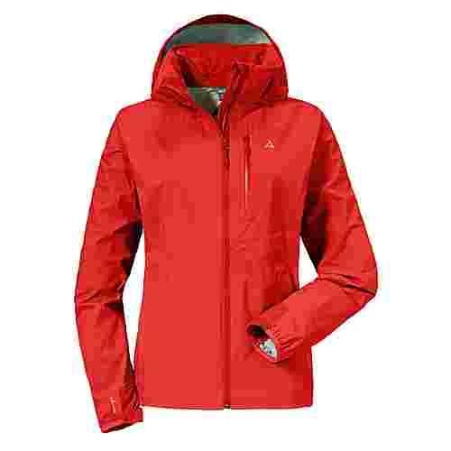 Schöffel Jacket Neufundland2 Outdoorjacke Damen fiery red