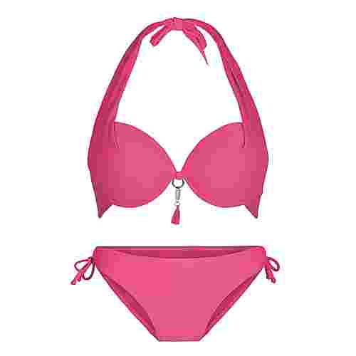 LingaDore Bikini Set Damen Rot