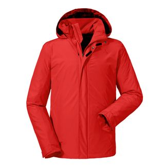 Schöffel Jacket Aalborg2 Outdoorjacke Herren aura orange