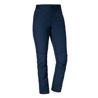 Schöffel Pants Tight Tights Damen dress blue