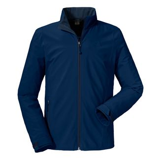 Schöffel Softshell Lecco1 Outdoorjacke Herren dress blue