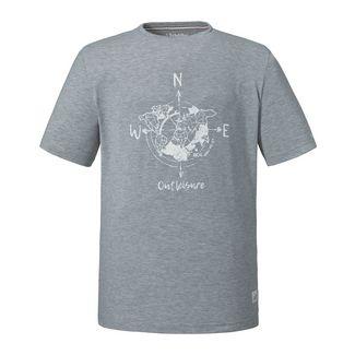 Schöffel T Shirt Perth1 T-Shirt Herren silver filigree