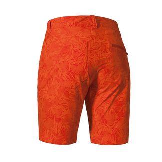 Schöffel Shorts Toblach2 AOP Bermudas Damen mandarin red