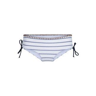 LingaDore Bikini Hose Damen Blau / weiß