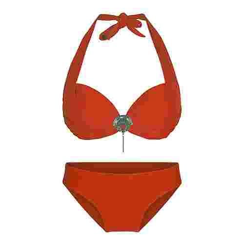 LingaDore Bikini Set Damen Orange