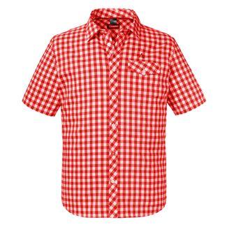 Schöffel Shirt Miesbach2 SH Funktionshemd Herren aura orange