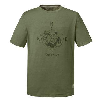 Schöffel T Shirt Perth1 T-Shirt Herren loden green