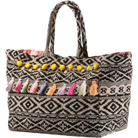 Kamoa Strandtasche Damen Strandtaschen Einheitsgröße Normal   04251207120237