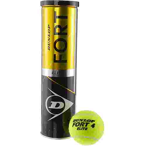 Dunlop FORT ELITE Tennisball gelb