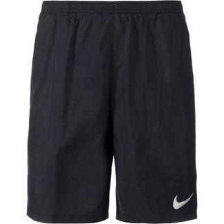 Nike Run Laufshorts Herren black-black-black-reflective-silv