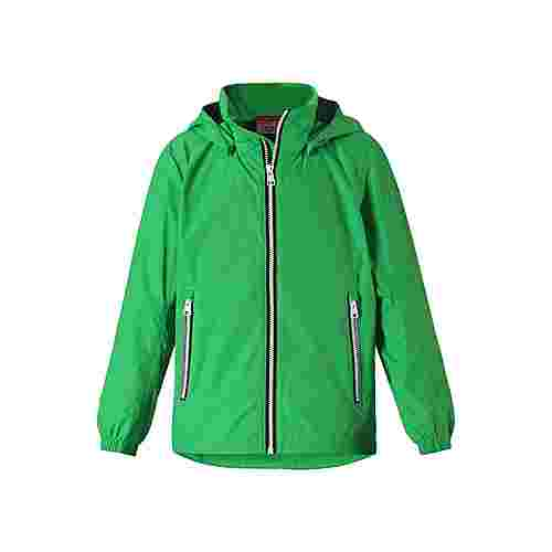 reima Cipher Funktionsjacke Kinder Brave green