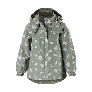 reima Bellis Hardshelljacke Kinder Clay grey