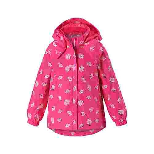 reima Bellis Hardshelljacke Kinder Candy pink