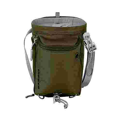 Mammut Multipitch Chalk Bag Chalkbag olive