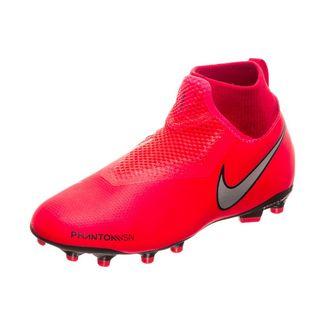 Nike Phantom Vision Academy DF Fußballschuhe Kinder rot