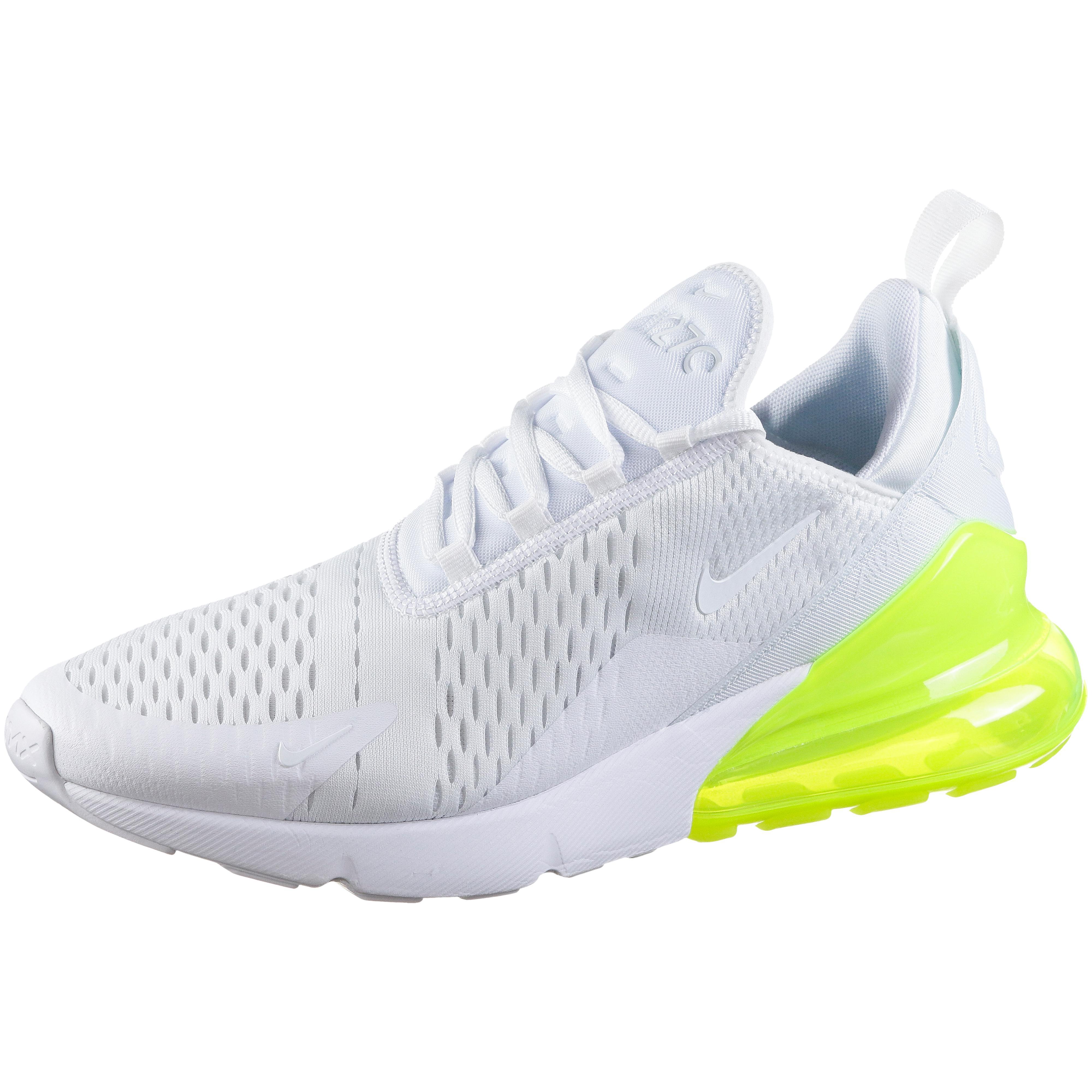 Volt Im Shop Nike Von White Air 270 Max Sneaker Online R3j54AL