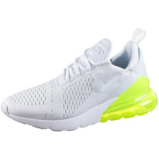 best loved a3640 aabe9 Nike Air Max 270 Sneaker white-white-volt