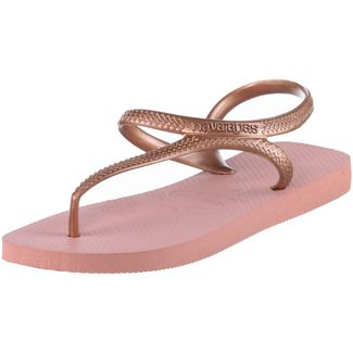 Havaianas Flash Urban Zehentrenner Damen rose nude