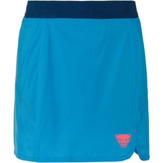 Dynafit ALPINE PRO Skort Damen methyl blue