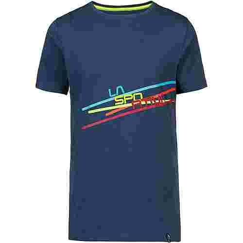 La Sportiva Stripe 2.0 T-Shirt Herren opal