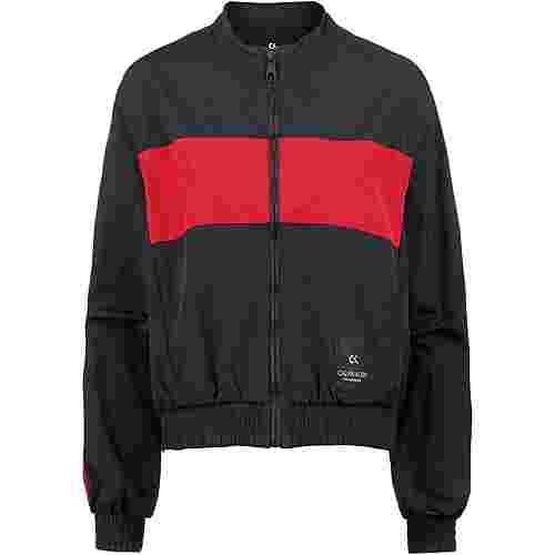 Calvin Klein NEW WAVE ATHLETICS Trainingsjacke Damen ck black