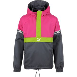 PUMA XTG Windbreaker Herren asphalt-color 90s