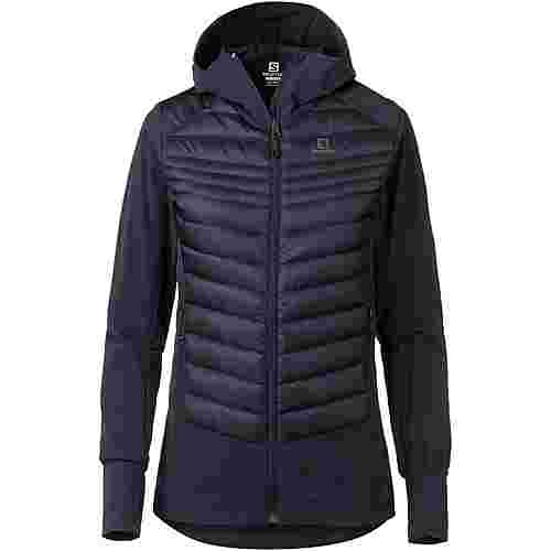 Salomon HALOES Daunenjacke Damen night sky