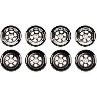 K2 90 MM SPEED WHEEL 8-PACK / ILQ 9 Inliner-Rollen schwarz