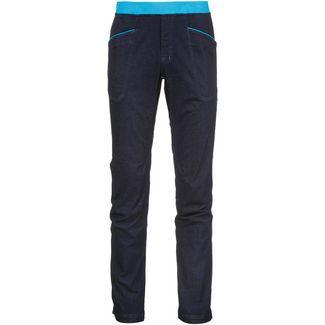 La Sportiva Cave Kletterhose Herren jeans