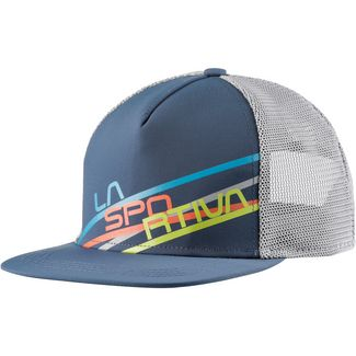 La Sportiva Trucker Hat Stripe 2.0 Cap opal-cloud