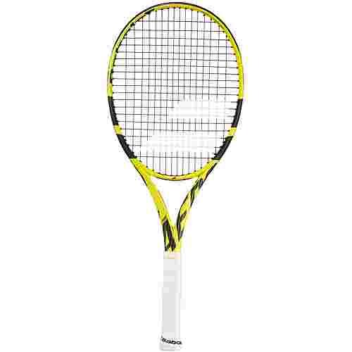 Babolat Pure Aero  LITE GT STRUNG NC Tennisschläger black yellow