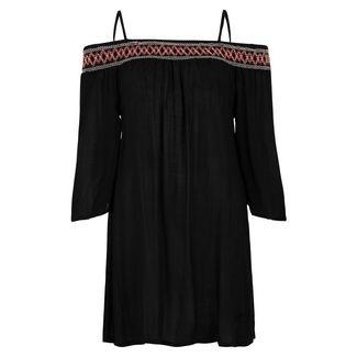 S.OLIVER Trägerkleid Damen schwarz