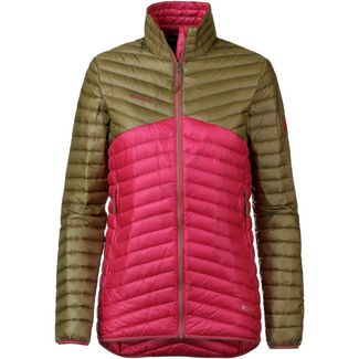 Mammut Broad Peak Light Kunstfaserjacke Damen pink-olive