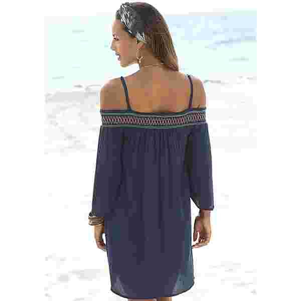 S.OLIVER Kleid Damen dunkelblau