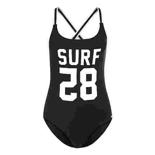 Chiemsee Badeanzug Damen schwarz