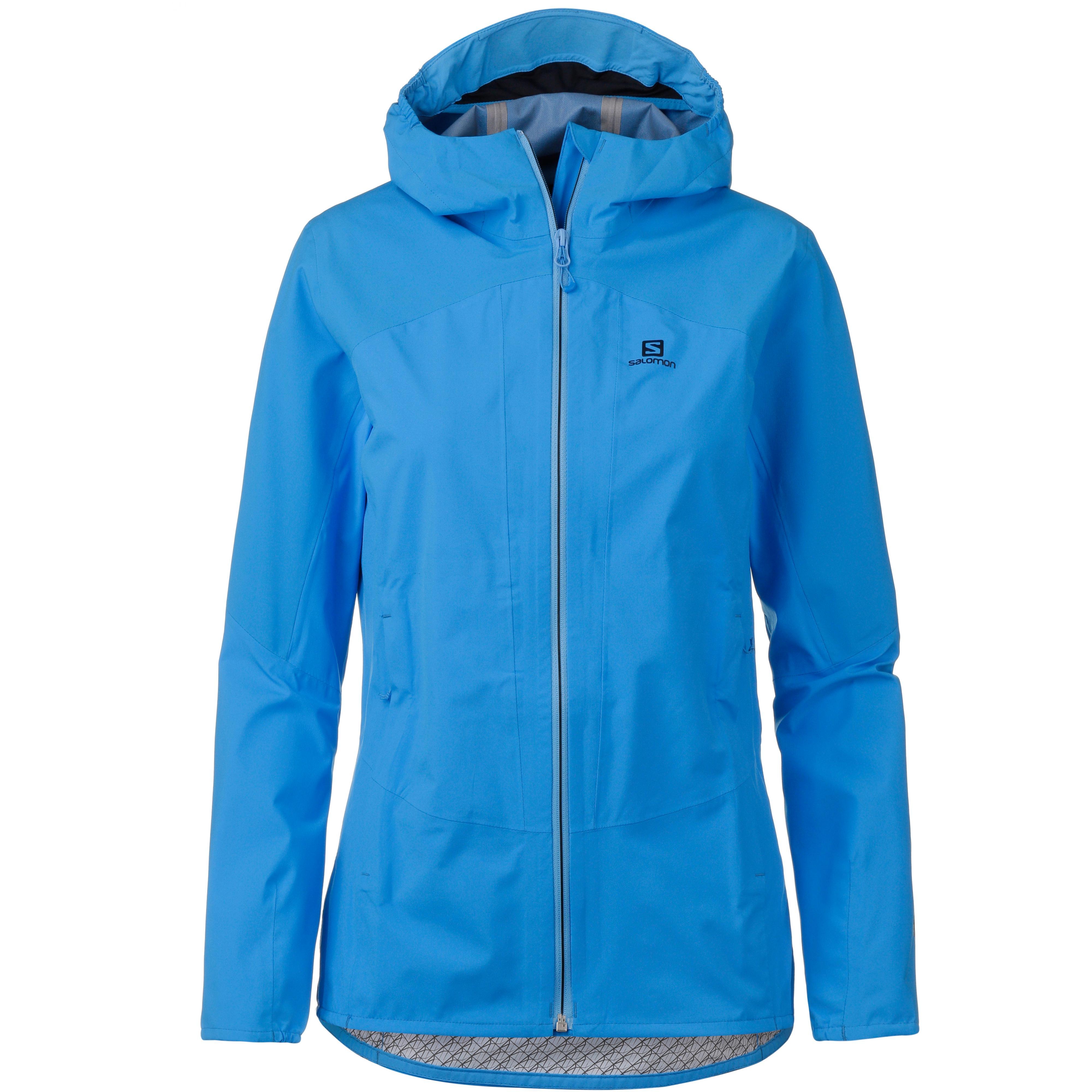 Salomon Ranger Softshelljacke Herren blau im Online Shop von SportScheck kaufen
