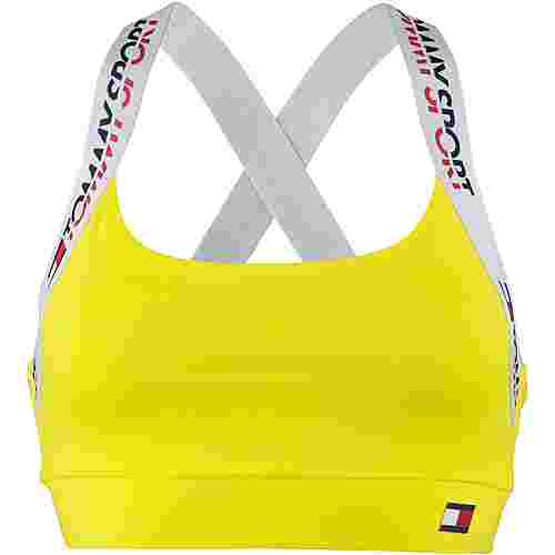 Tommy Sport Bustier Damen blazing yellow