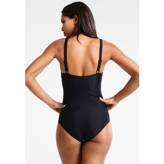 KangaROOS Badeanzug Damen schwarz