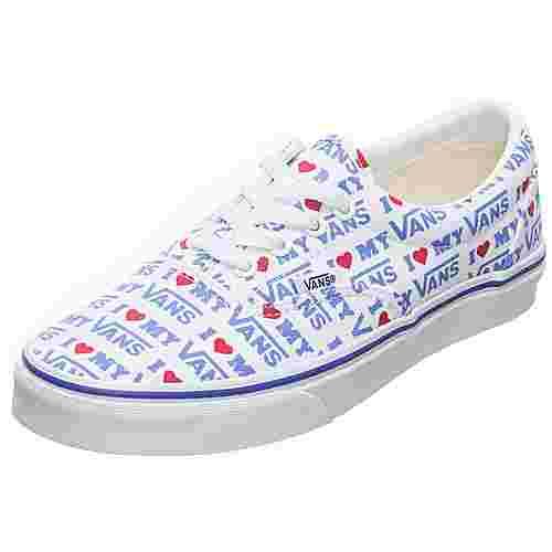 Vans Era Sneaker Damen weiß / blau