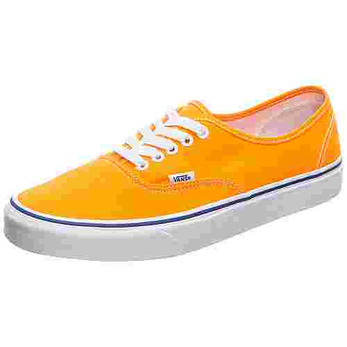 Vans Authentic Sneaker gelb / weiß