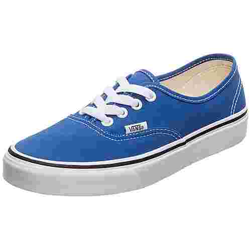 Vans Authentic Sneaker Damen blau / weiß
