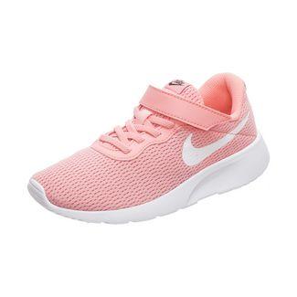 Nike Tanjun Sneaker Kinder korall / weiß