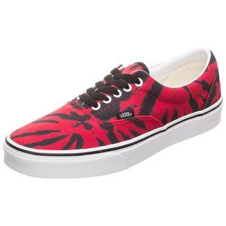 Vans Era Sneaker rot / schwarz
