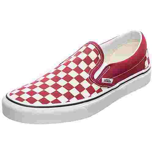 Vans Classic Slip-On Sneaker rot / weiß im Online Shop von SportScheck  kaufen